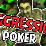 Texas Holdem CASH GAME Poker Strategy Series: How to Win with AGGRESSION and Make More MONEY