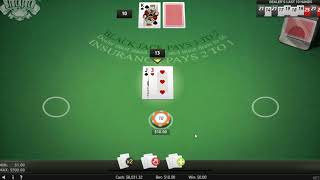 [Real Money Blackjack] Lost $200 + Played Perfect Basic Strategy And 1-1-2-3-4