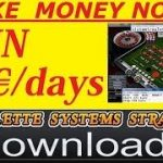 Roulette System Strategy 2013   Win at 100% in all Spins of Roulette Casino