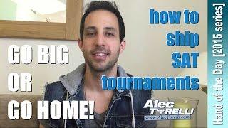 The Secret to Satellite Poker Tournaments