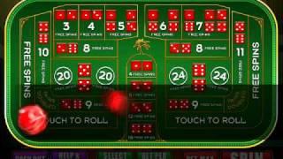 California Casino Craps Animation