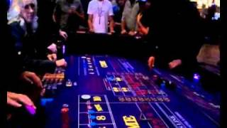 Craps Game Hard Rock Casino Las Vegas