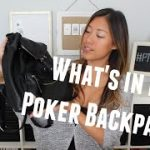 Poker Tip of the Week: What's in my Poker Backpack?