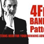Baccarat winning pattern – Learn how to use a 4Fr1 Banker pattern!