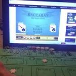 Baccarat partner betting strategy demo 2