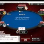 HOW TO LOSE AT POKER AND RE-EARN WHAT YOU'VE LOST – Pokerstars gameplay 3