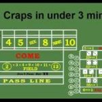 Learn How to Play Craps in Under 3 Minutes