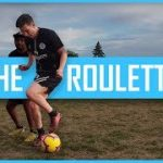Learn the Roulette Football Skill | The Maradona Spin Tutorial | Easy skill to get past defenders