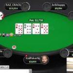 Daniel Negreanu Playing Online $100 Poker Tournament on Pokerstars