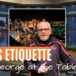 Craps Etiquette: How to Be a George at the Tables
