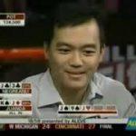 Poker Tips : John Juanda (Juara Poker Dunia Asal Indonesia) Vs Daniel Negreanu
