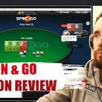 SPIN & GO Session Review no.1! Spin & Go Strategy