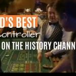 The World's Best Craps Dice Controller on the History Channel