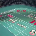 The new way to the future in craps throwing.
