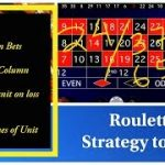 Target and stop loss in 2 Column bets : Roulette Strategy to Win