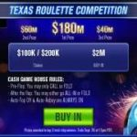 Texas roulette WSOP 100k/200k. All in $2M 23/09/2016