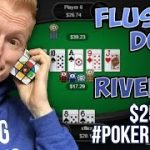 I GOT 99 PROBLEMS AND A FLUSH AIN'T ONE!! [Poker Strategy]