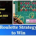Roulette Strategy to Win with Corner and RED