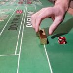 Craps strategies.  Tip of the week.