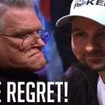 When you try slow playing Negreanu and then…DISASTER!