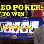 Video Poker – How to Win and How it Works