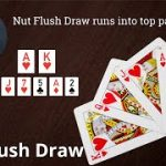Poker Strategy: Top Pair and the Nut Flush Draw