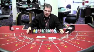 Learn how to play Mini Baccarat at WinStar