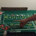 Craps strategy using all hop bets, 6,7,8