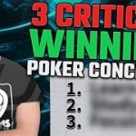 Gripsed Poker Strategy – The Triple Threat