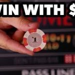 Winning Craps Strategy with a $1 Risk