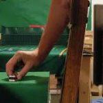 2 finger diagonal grip/ dice control/dice influence. Craps strategy