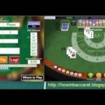 How Win Baccarat Software
