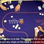 Paul Phua Poker School: Texas Holdem Betting in Poker