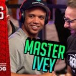 PLO with Master Ivey – 2019 WSOP VLOG DAY 26