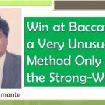 How To Win at Baccarat: A Secret Accidentally Uncovered