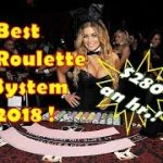 ABSOLUTE BEST Roulette System for 2018! Works for Baccarat and Craps too!
