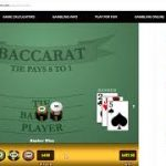 Baccarat Winning Strategy with M.M. 1/21/19