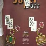 Super Bacc, Win Baccarat, Casino Table game, Las Vegas, casino war, poker, by eTable Games, Inc.