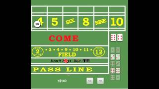 Card Craps @ Viejas Casino (San Diego)