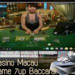 668DG 7 Up Baccarat (Macau)