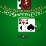 =###= [1-3-2-4 Betting System] for Blackjack, $500 Session Roll, $25 Min Bets, Wins $100s Per Hour!