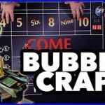Bubble Craps Machine Strategy