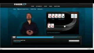 Daniel Negreanu Poker Tips 14 of 25 – Setting Up a Bluff