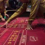 Live Casino Craps Game #6