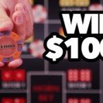 How to win $1000 – craps betting strategy