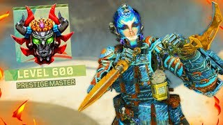 LEVEL 600 WITHOUT SHOOTING A BULLET IN BLACK OPS 4!!