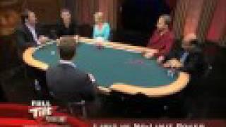 Full tilt poker, learn form the pros: Limit vs. No-Limit