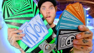 STUPID SKATE ROULETTE WEIRD BOARDS EDITION!