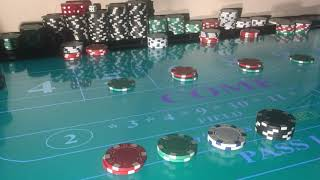 Craps Ultimate66 Betting Strategy (66 Inside)