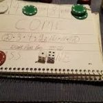 Craps strategy progression regression part 3